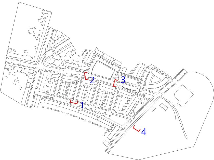 Kaartgebied Nijmegen CG 1