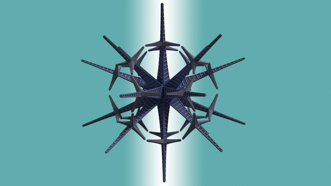 Mex Icosahedron
